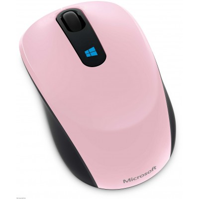 Microsoft Sculpt Mobile Mouse Light Orchid Pink