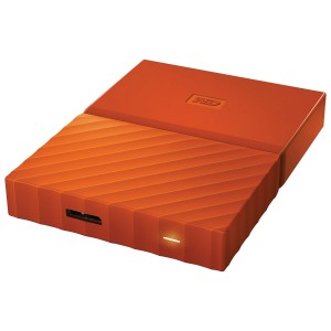 Western Digital My Passport 2TB Orange (2016)