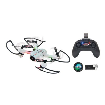 Jamara Angle 120 VR Drone Wide Angle Altitude HD FPV WiFi (white / black)