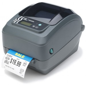 Zebra GX420t Desktop Printer (GX42-202420-000)