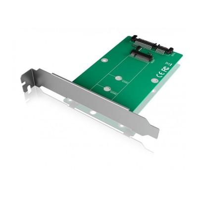 RaidSonic Icy IB-CVB516 Converter Card M.2 SATA To SATA (IB-CVB516)