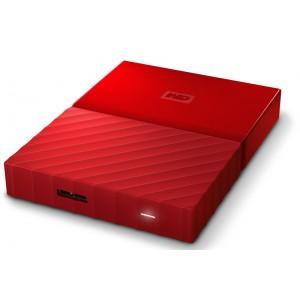 Western Digital My Passport 1TB Red (2016)