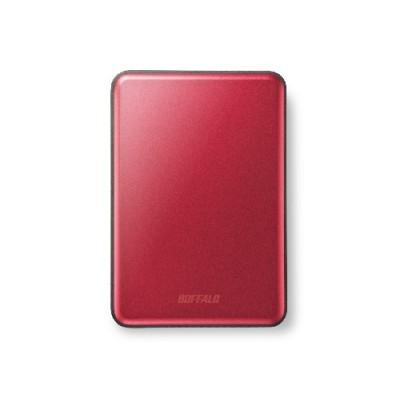 Buffalo MiniStation Slim 1TB  Red