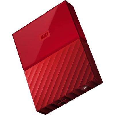 Western Digital My Passport 2TB Red (2016)