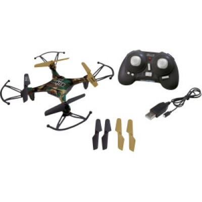 Revell Quadrocopter Air Hunter, drone (camouflage)