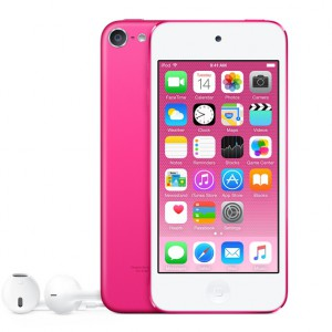 Apple iPod Touch 32GB 6th Generation Pink