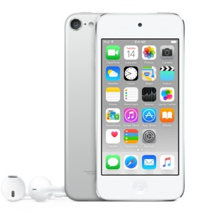 Apple iPod Touch 32GB 6th Generation Silver