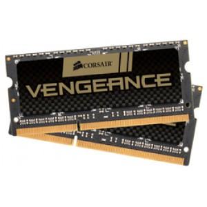 Corsair Vengeance 8GB High Performance Laptop Memory Upgrade Kit (CMSX8GX3M2A1600C9)
