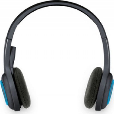 Logitech Headset H600 BLACK/BLUE