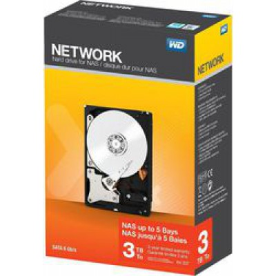 Western Digital Network 3TB