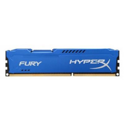 Kingston HyperX Fury Blue 8GB DDR3-1866MHz (HX318C10F/8)