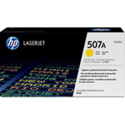 HP 507A Yellow (CE402A)