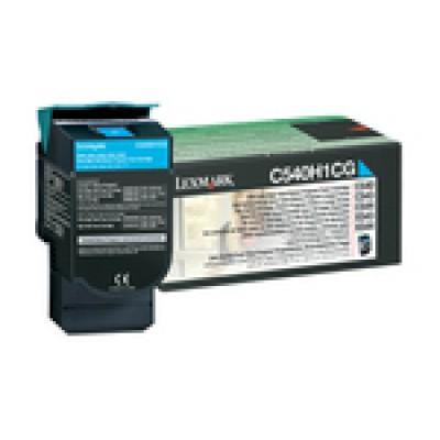 Lexmark C540H1C Cyan