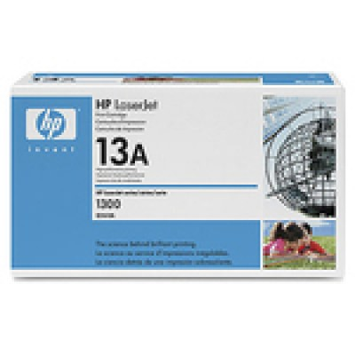 HP LaserJet Q2613A Black Print Cartridge