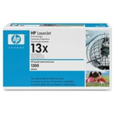 HP LaserJet Q2613X Black Print Cartridge