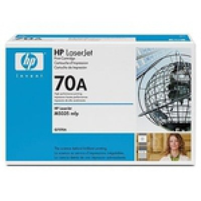 HP LaserJet Q7570A Black Print Cartridge