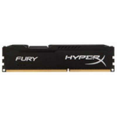 Kingston HyperX Fury Black 8GB DDR3-1600MHz (HX316C10FB/8)