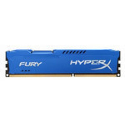 Kingston HyperX Fury Blue 4GB DDR3-1866MHz (HX318C10F/4)