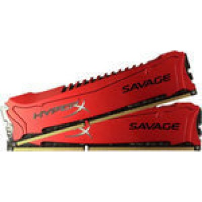 Kingston HyperX Savage 8GB DDR3-1600MHz (HX316C9SRK2/8)