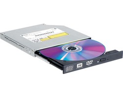 LG Super Slim DVD Writer