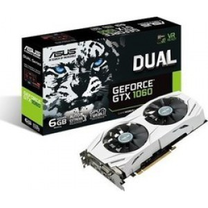 Asus GeForce GTX1060 6GB Dual (90YV09X4-M0NA00)