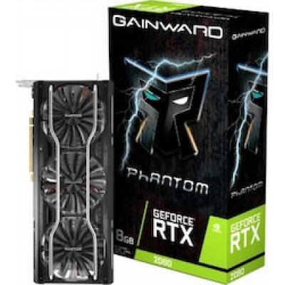 Gainward GeForce RTX 2080 8GB Phantom  (4191)