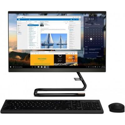 Lenovo IdeaCentre AIO 3 22IMB05 (i3-10100T/8GB/512GB/W10) Black US Keyboard