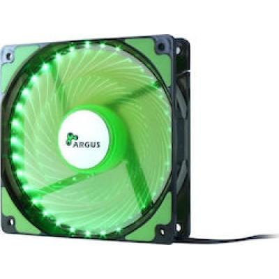 Inter-Tech L-12025 Green 120mm