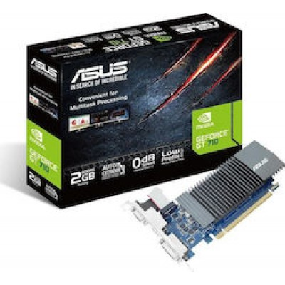 Asus GeForce GT 710 2GB with Brackets