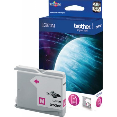 Brother LC970 Magenta (LC970M)