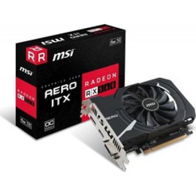 MSI Radeon RX 560 4GB (Aero ITX 4G OC)
