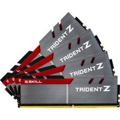 G.Skill TridentZ 32GB DDR4-3200MHz (F4-3200C16Q-32GTZB)