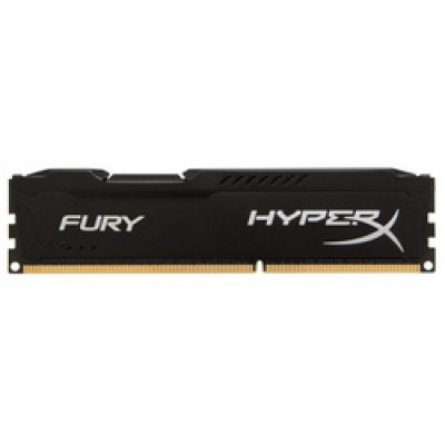 Kingston HyperX Fury Black 4GB DDR3-1866MHz (HX318C10FB/4)