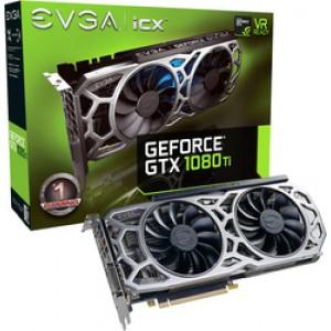 EVGA GeForce GTX 1080 Ti 11GB SC2 (11G-P4-6593-KR)