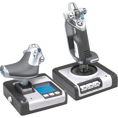 Logitech G Saitek X52 Flight Control System