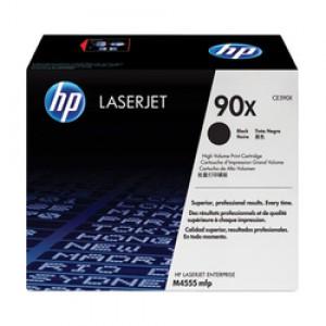 HP 90X Black Toner High Yield 2-pack (CE390XD)