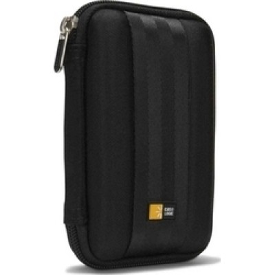 Case Logic Portable Hard Drive Case Black 2.5""