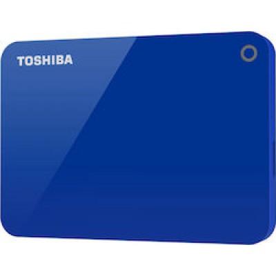 Toshiba Canvio Advance 1TB (Blue)