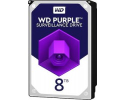 Western Digital Purple 8TB (256MB Cache)