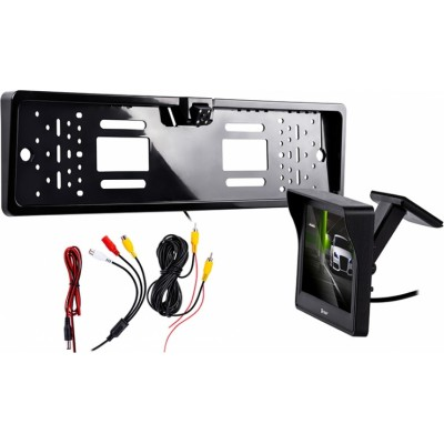 Tracer Rear view camera kit monitor RVIEW S2
