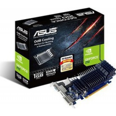 Asus GeForce 210 1GB Silent LP (90-C1CP61-L0UANAYZ)