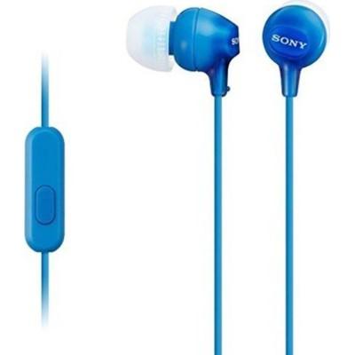 Sony MDR-EX15AP Μπλε