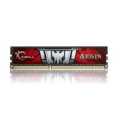 G.Skill Aegis 8GB DDR3-1600MHz (F3-1600C11S-8GIS)
