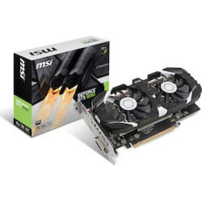 MSI GeForce GTX 1050 2GB OCV1 (V809-2634R)