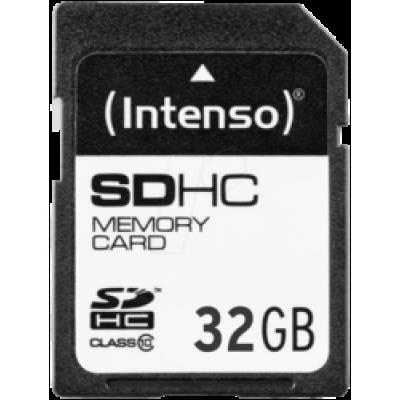 Intenso SDHC 32GB Class 10