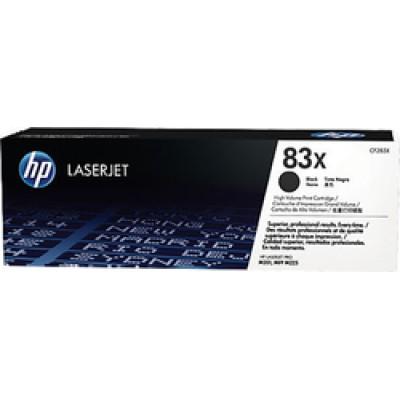 HP 83X Black Toner High Yield (CF283X)