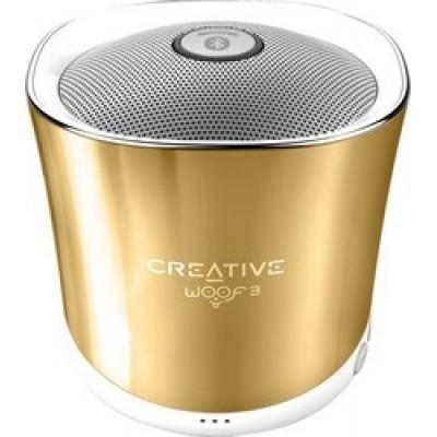 Creative Woof 3 Gold
