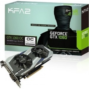 KFA2 GeForce GTX1060 6GB OC (60NRH7DSL9OK)
