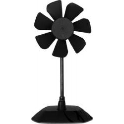 USB Desktop Fan Breeze Black