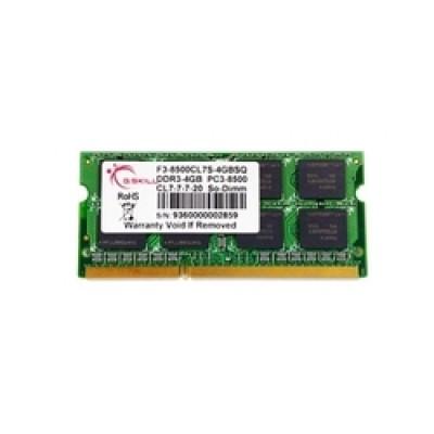 G.Skill 4GB DDR3-1066MHz (F3-8500CL7S-4GBSQ)